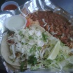 Mmmmm, fish tacos and more: Lunch at the Lone Star Taqueria