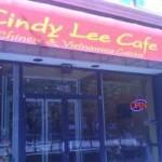 Cindy Lee Cafe: Meh.