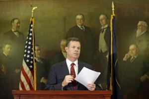 Utah Attorney General John Swallow resigns. (Washington Post).